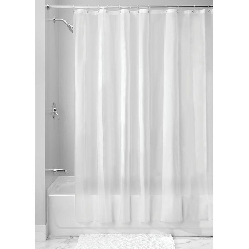 Frost EVA Shower Curtain Liner By Interdesign