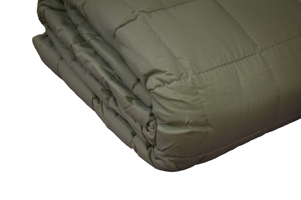 Soft Touch Quilted Microfibre Blankets Heirloom Linens