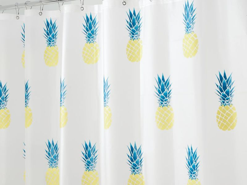 Pineapple <br>Shower Curtain