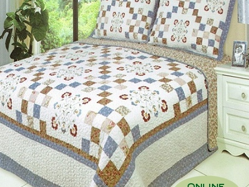 Refresh Quilt <br>by Peace Arch