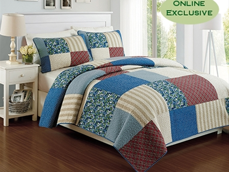 Vernon Quilt <br>by Cotton On