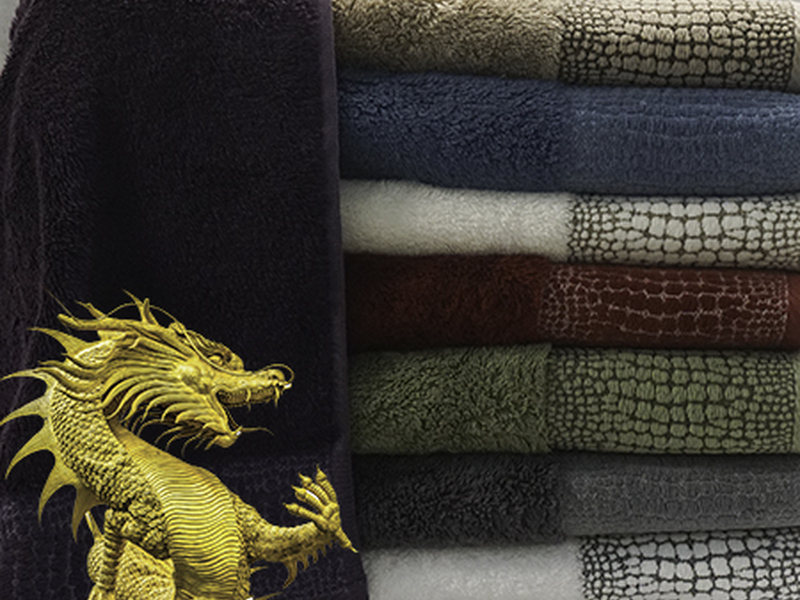 Khaleesi Bamboo Towels <br>by Kouchini