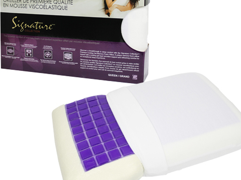 Signature Memory Foam Pillow by Century Home