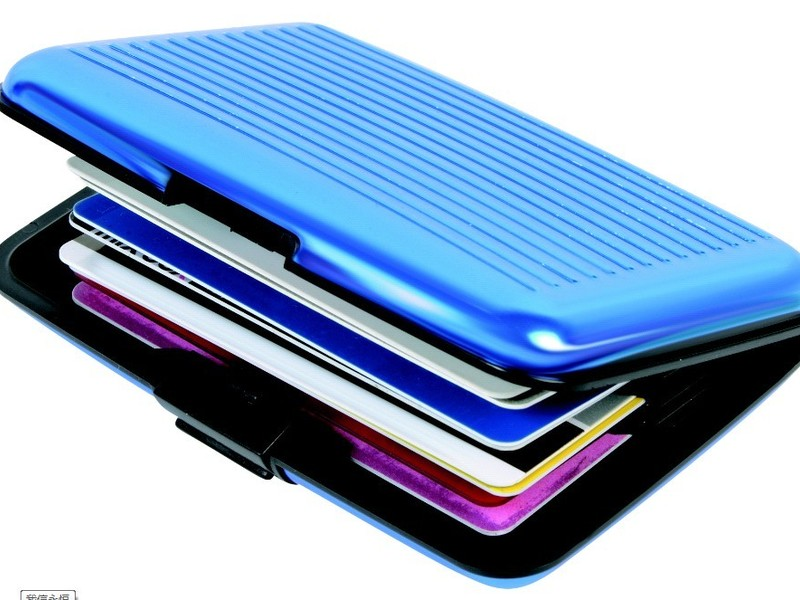 RFID Card Safe Wallet