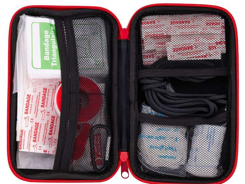 Portable First Aid Kit <br> By Relaxus