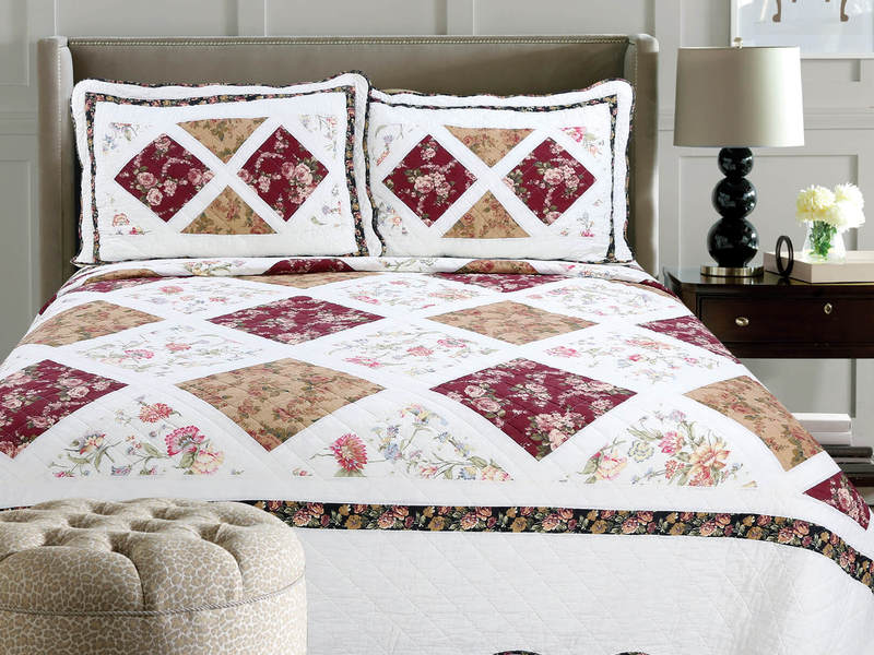 Meridian Quilt <br>by Peace Arch