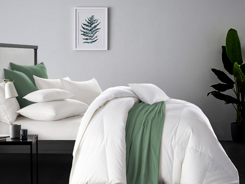 Acadia Down Duvet <br>by Daniadown