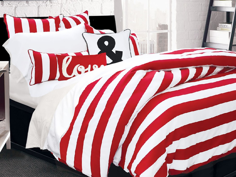 Ahoy Red Bedding <br>by Alamode