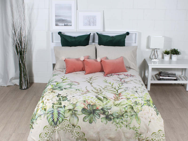 Alger Bedding by Marie Dooley