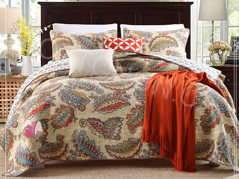 Autumn Quilt <br>by Cotton On