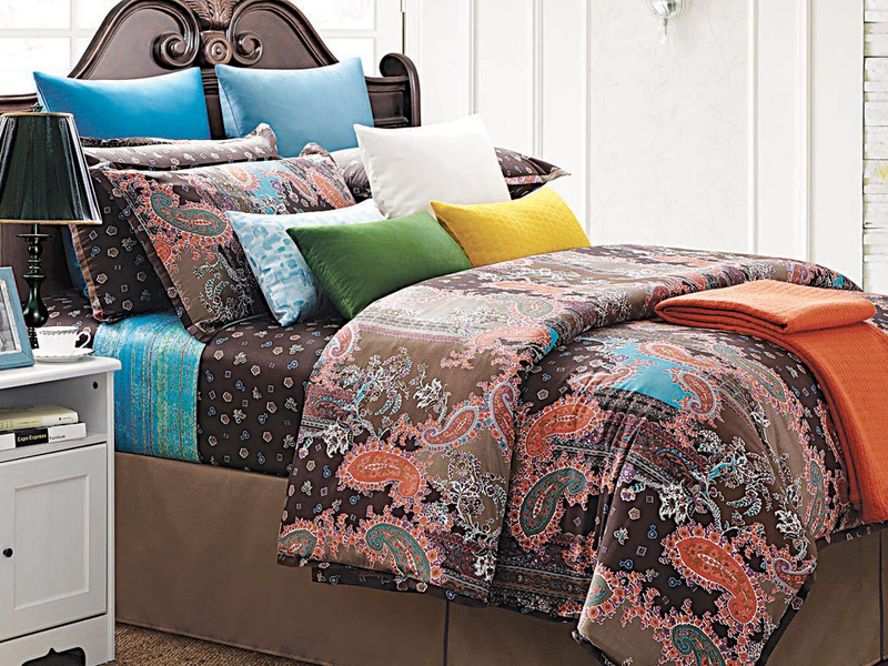 Bali Bedding <br> by Alamode