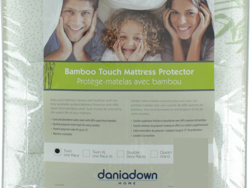Bamboo Touch <br>Mattress Pads