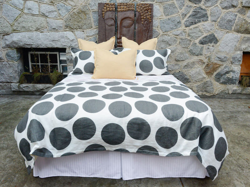 Babba Lou Gentle in Grey Bedding <br> by Cover Story
