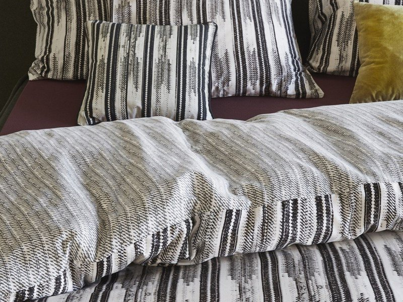 Berber Anthracite Bedding by Essenza