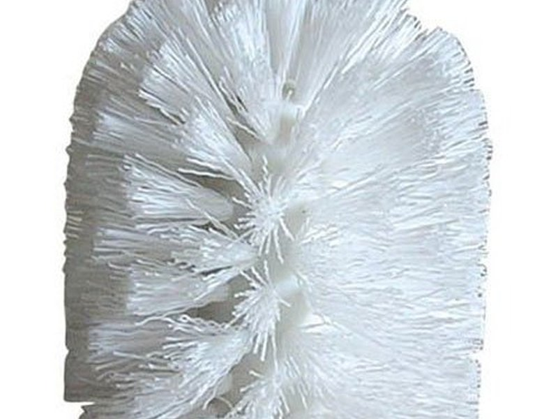 Toilet Brush Head : Replacement toilet brush head u2022 heirloom linens u2022 victoria bc
