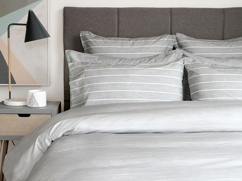 Chambray Bedding <br>by Cuddle Down