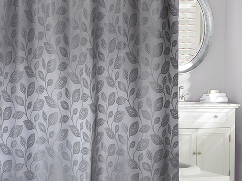 Climbing Leaf <br>Shower Curtain
