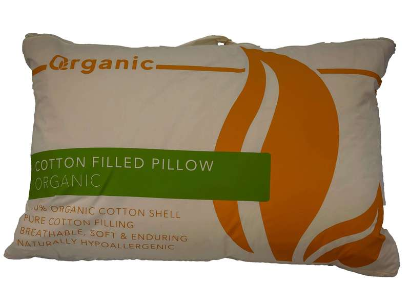 Microgel Organic Pillow