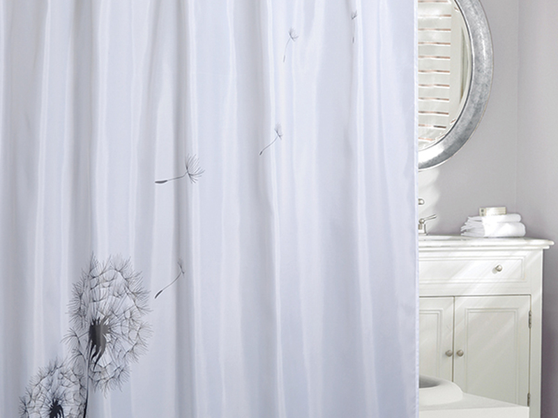 Dandelion <br>Shower Curtain
