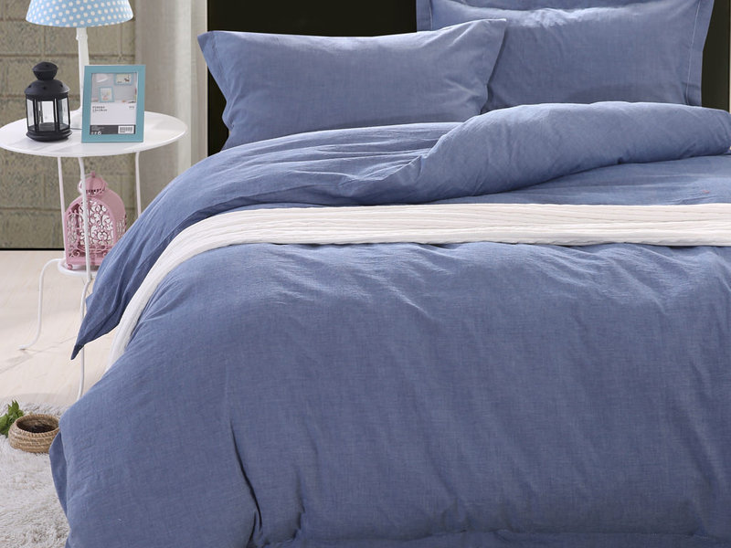 Denim Chambray Bedding by Daniadown