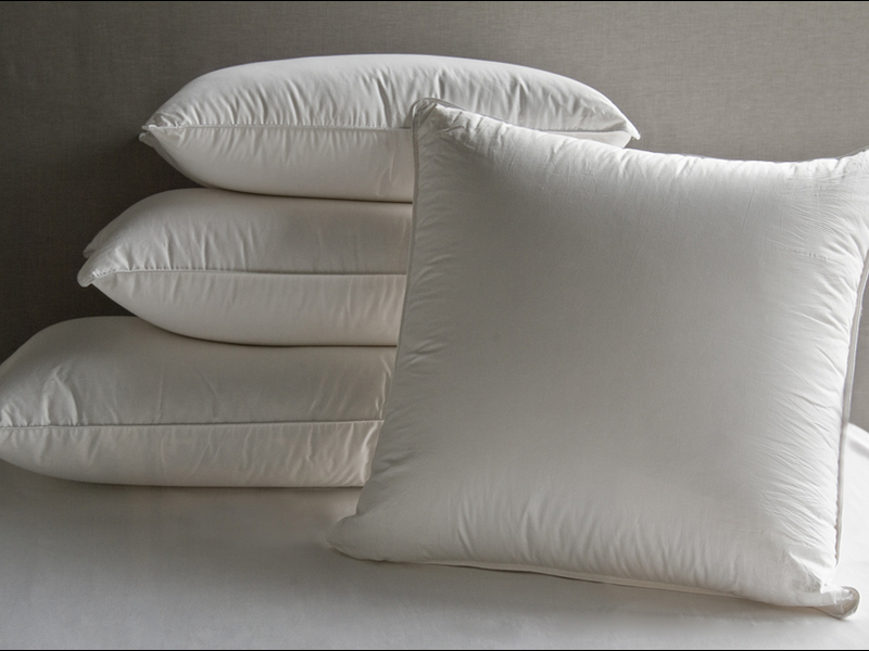 Athabasca Down Pillow by Revelle