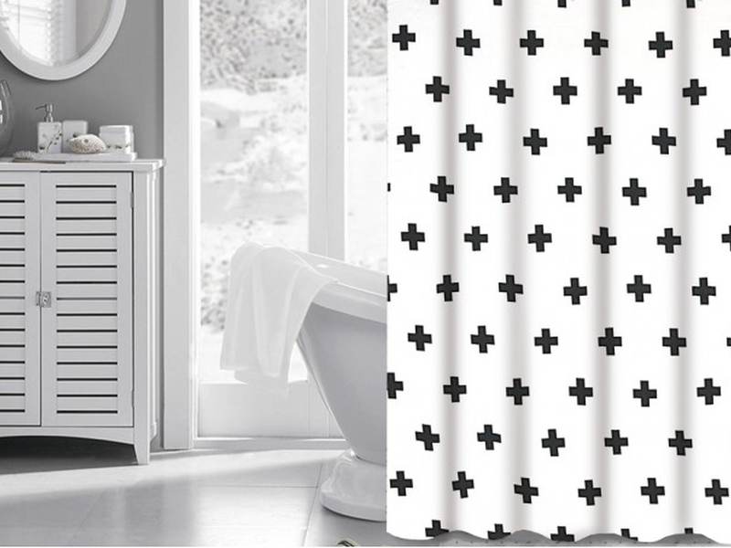 Ellery Shower Curtain