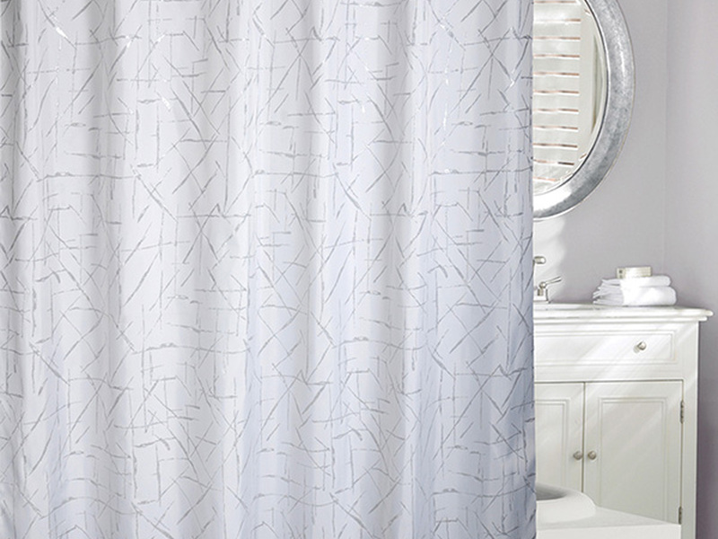 Fine Line <br>Shower Curtain