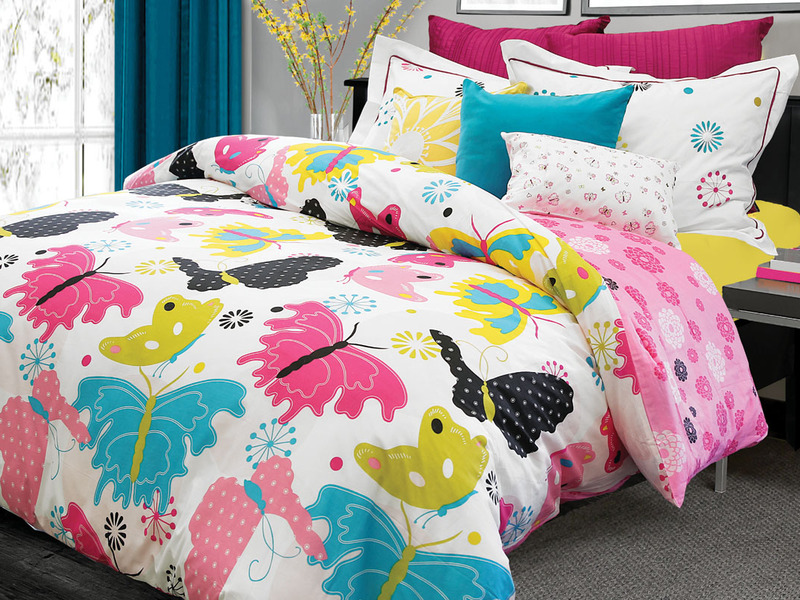Flitter Serenade Bedding <br>by Alamode