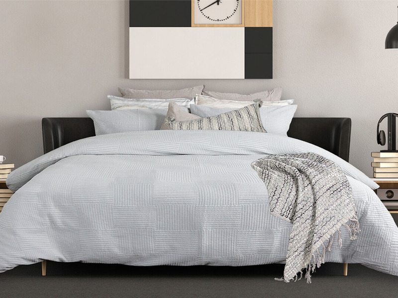 Gaven Grey Bedding <br>by Alamode