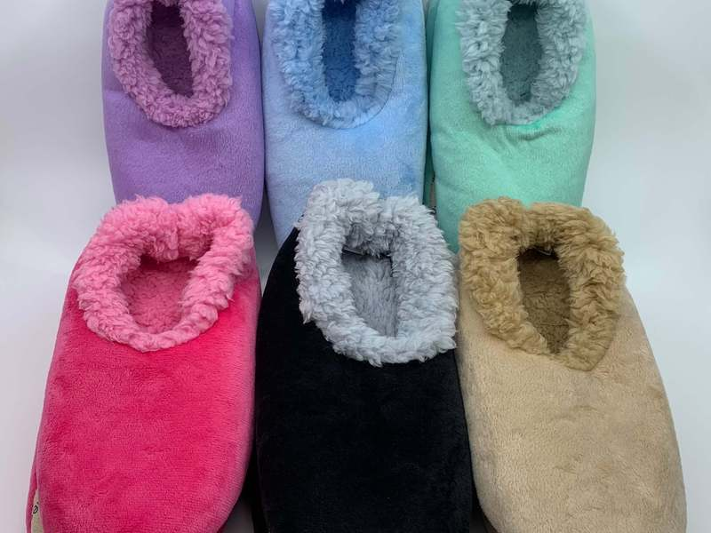 Ladies Super Soft Plush Snoozies