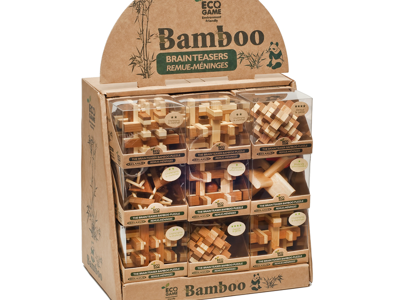 Bamboo 3D Puzzles