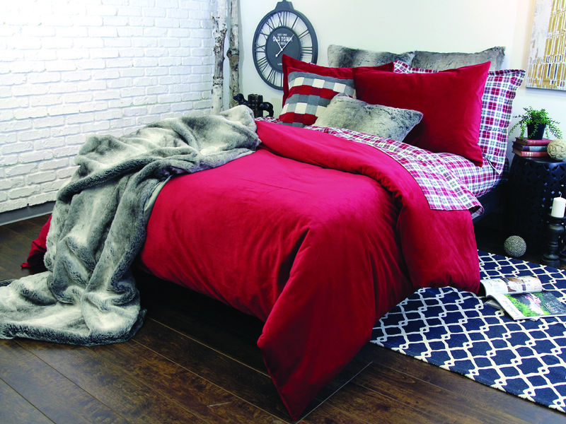 Langtry Velvet Bedding <br>by Alamode