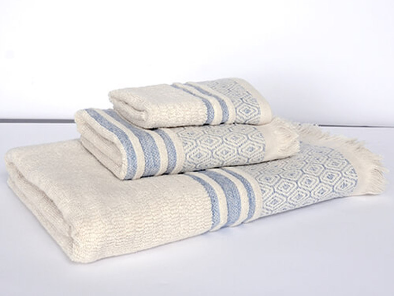 Lisbon Organic Towels by Moda