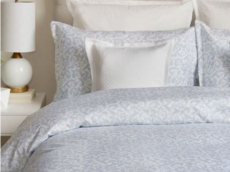 Love Story Blue Bedding <br>by Cuddle Down