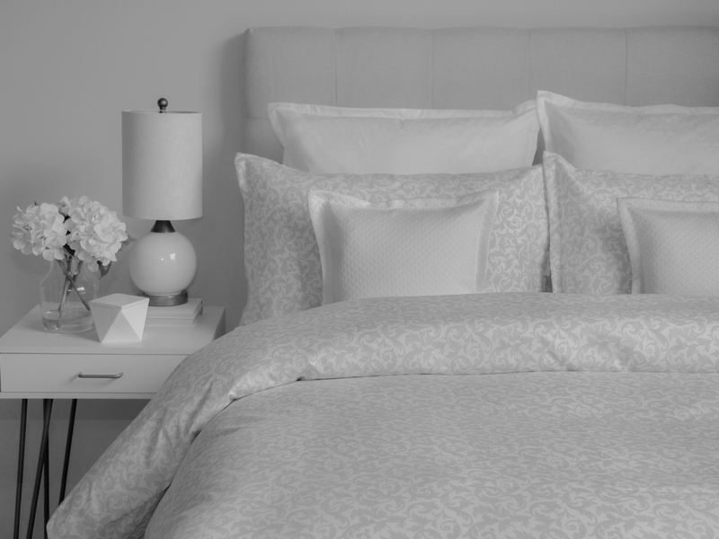 Love Story White <br>Bedding by Cuddle Down