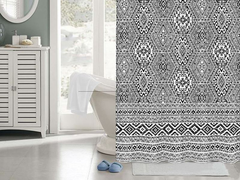 Medina Shower Curtain
