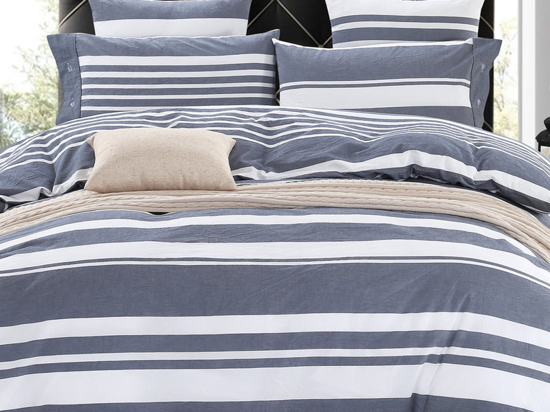 Nautical Stripe Bedding by Daniadown