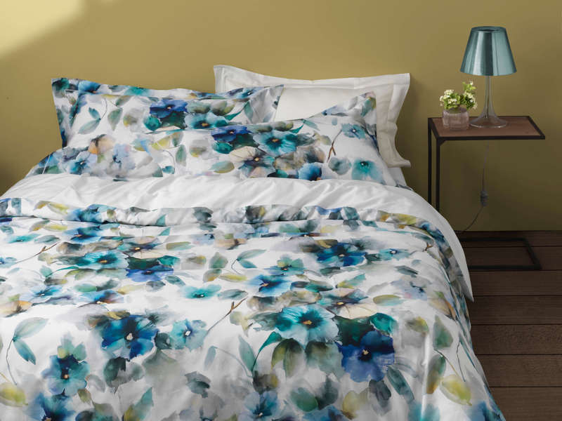 Neiva Blue Bedding by Ennekappa
