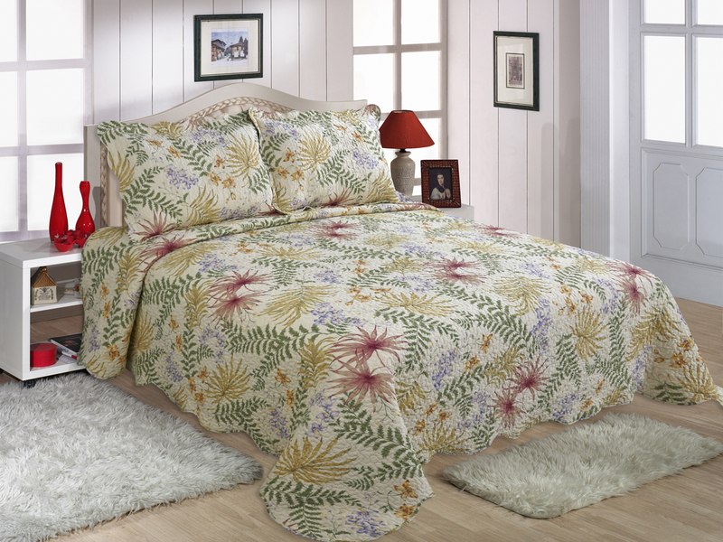 Oasis Quilt <br>by Peace Arch