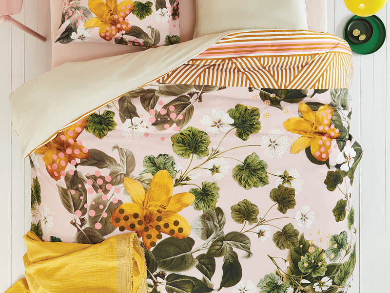 Botanical Flower Bedding <br>by Oilily