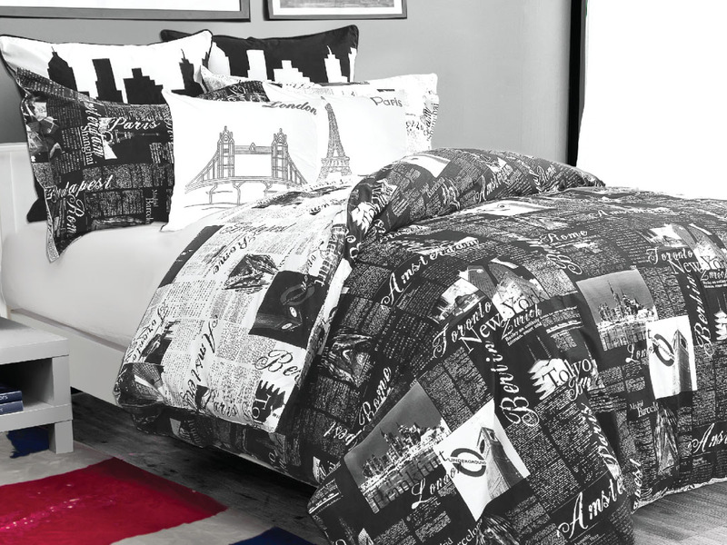 Passport Bedding <br>by Alamode
