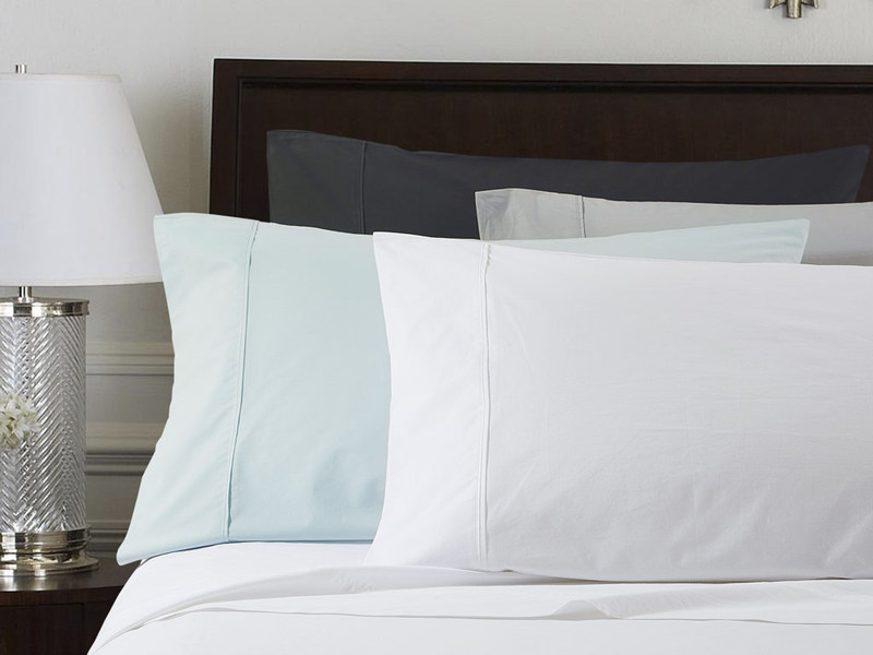 Cotton Percale Sheets <br> by Daniadown