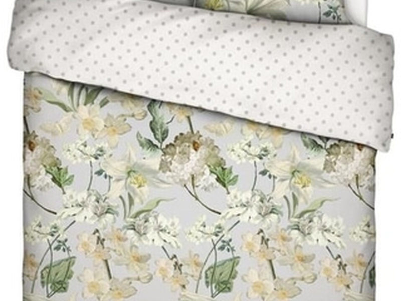 Rosalee Grey Bedding by Essenza