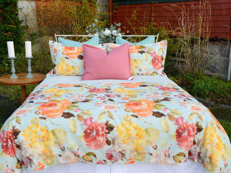 Coming Up Roses- Bountiful Bedding <br> by Cover Story