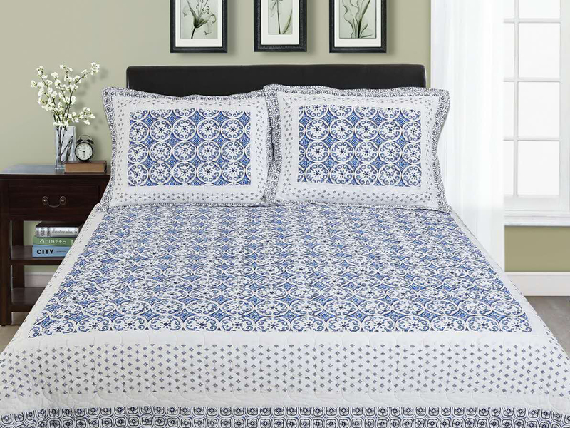 Sapphire Quilt <br>by Peace Arch
