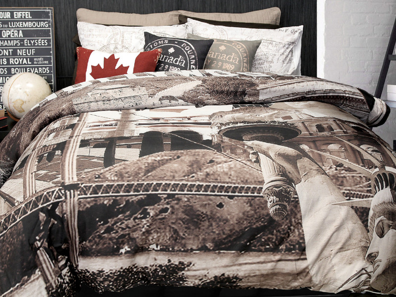 SnapShots Bedding <br>by Alamode