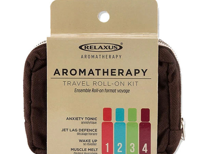 Travel Roll-On Aromatherapy Kit