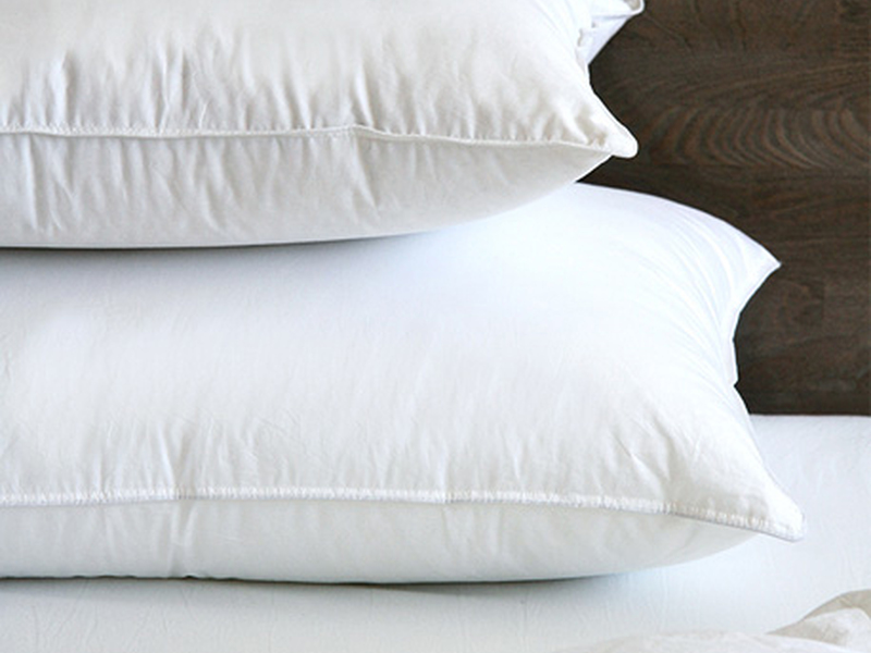 Whistler Goose Down Pillow by Cuddle Down