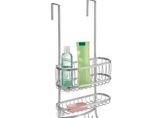 York Lyra Over the Door Shower Caddy