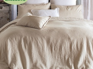Linen Bedding <br>by Brunelli